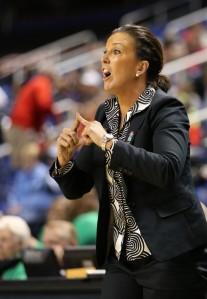 Georgia Tech women's basketball coach MeChelle JosephPhoto Credit: Georgia Tech Athletics