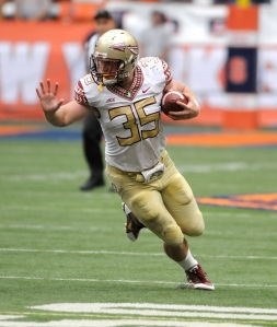 Florida State senior tight end Nick O'LearyPhoto Credit: Jeff Romance