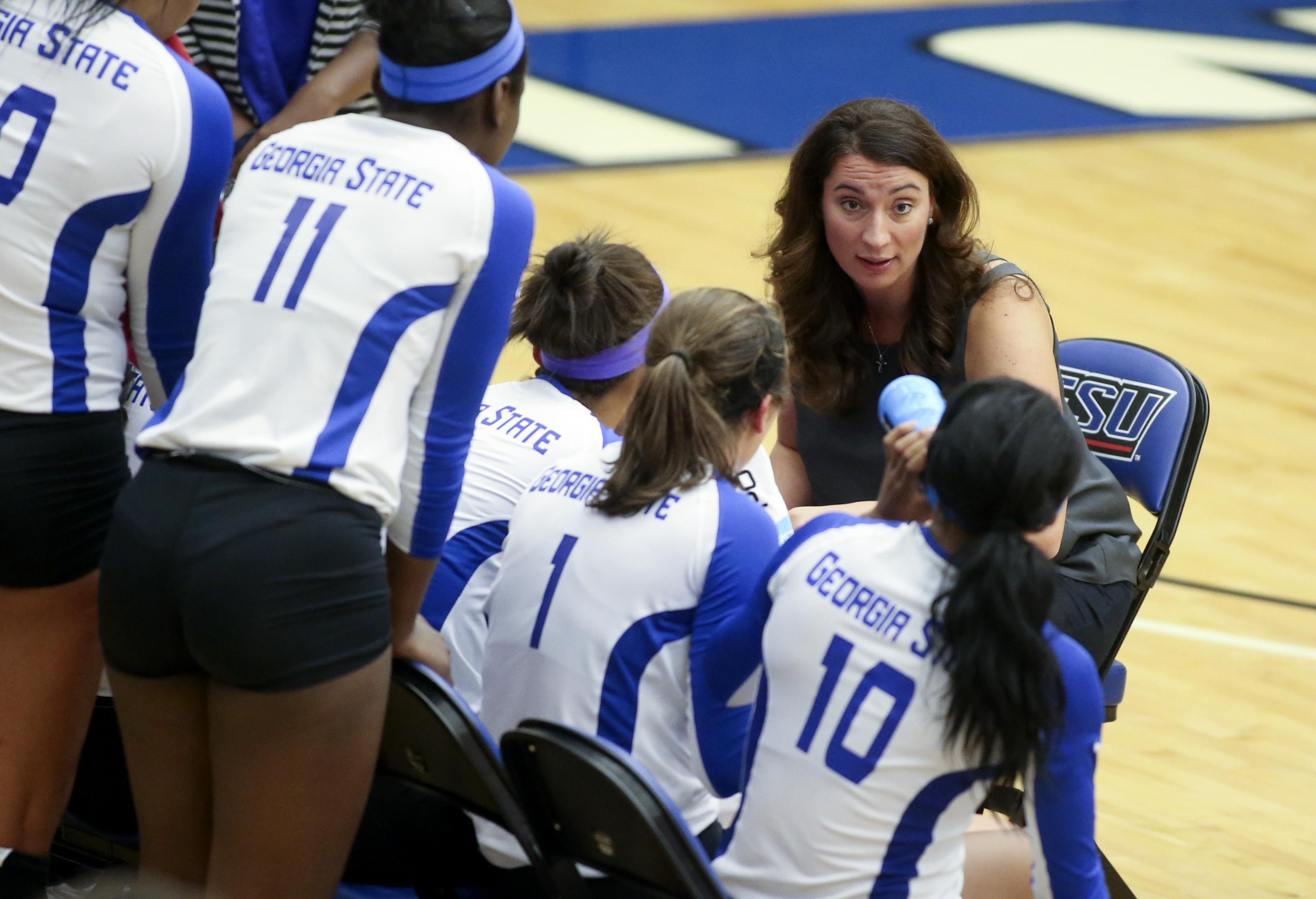 Catch It Kansas Volleyball Polhamus Sally