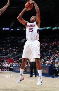 Atlanta Hawks' forward/center Al HorfordPhoto: Scott Cunningham/NBAE via Getty Image