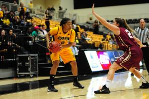 Kennesaw State guard Kristina Wells (10)Photo credit: Kennesaw State Athletics