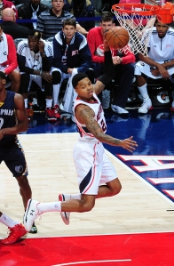 Atlanta Hawks' guard Kent Bazemore (24)Photo credit:   Scott Cunningham/NBAE via Getty Images