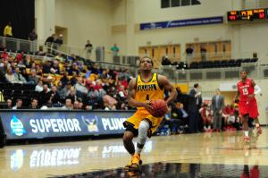 Kennesaw State guard Yonel Brown Photo credit: Kennesaw State Athletics