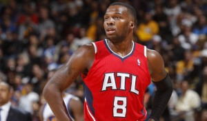Atlanta Hawks' guard Shelvin MackPhoto credit: Rocky Widner/NBAE via Getty Images
