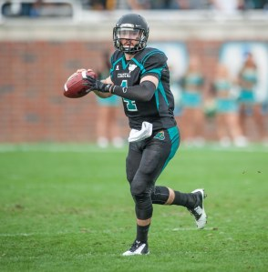 Coastal Carolina quarterback Alex RossPhoto credit: Coastal Carolina Athletics