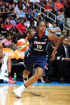 Indiana Fever v Atlanta Dream