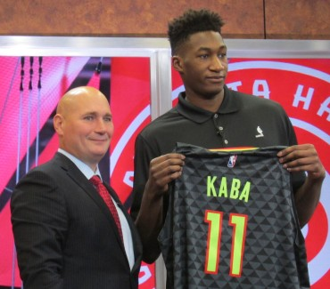 Hawks Alpha Kaba draft picture
