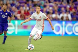 Atlanta United Miguel Almiron