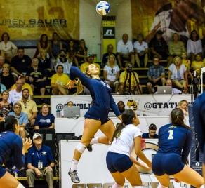 Georgia Tech volleyball Ashley Askin