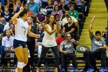 Georgia Tech volleyball Michelle Collier