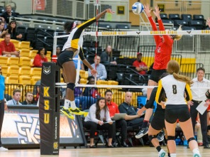 Kennesaw State volleyball Anaiah Boyer