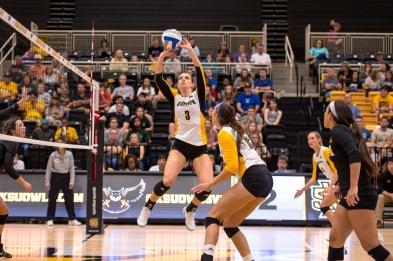 Kennesaw State volleyball Kristi Piedimonte
