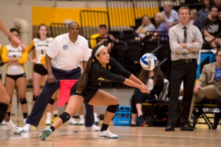 Kennesaw State volleyball Kat Morton