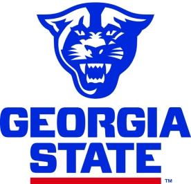 Georgia State primary logo