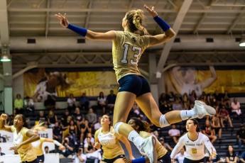 Georgia Tech volleyball Mariana Brambilla