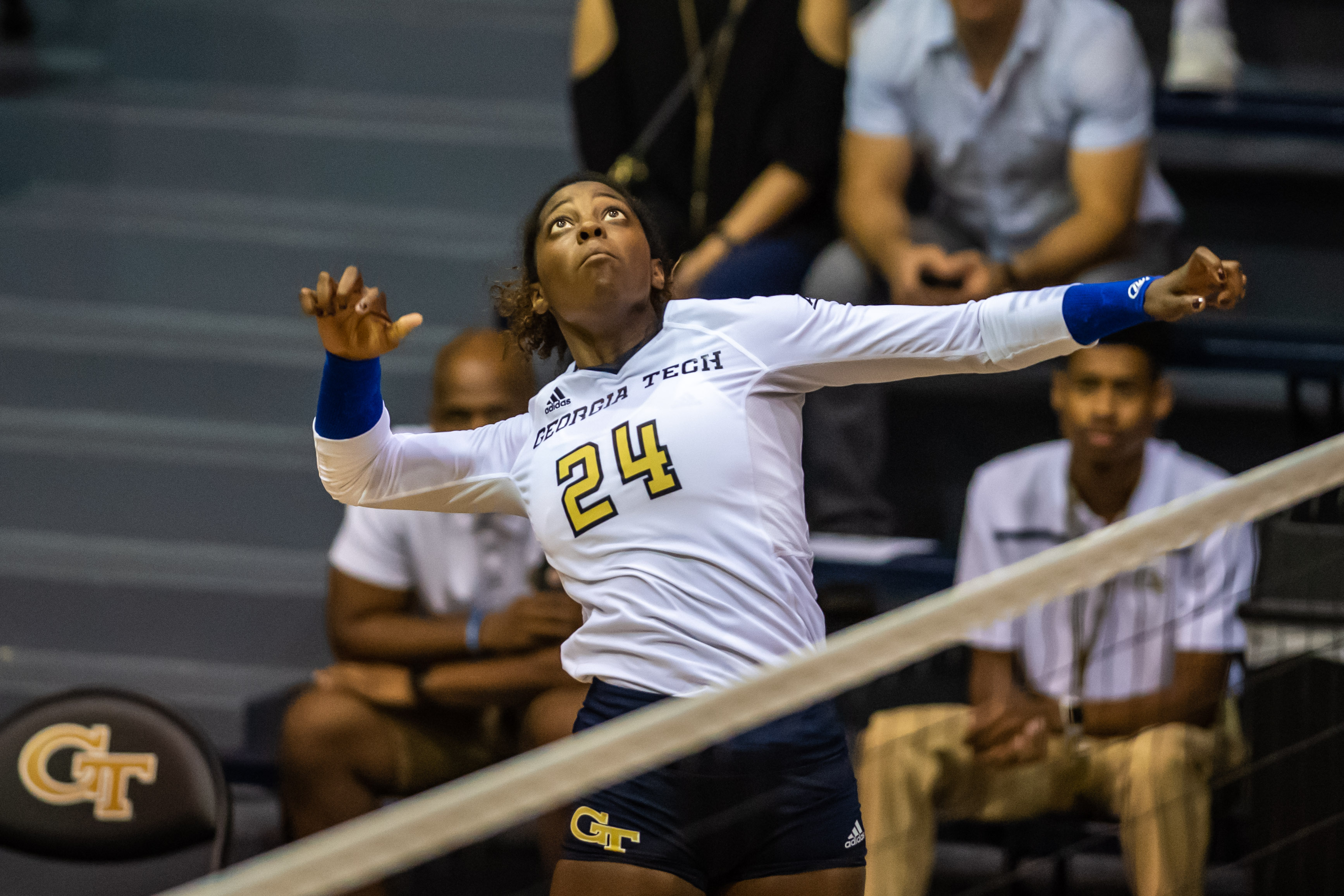 Georgia Tech volleyball Mikaila Dowd