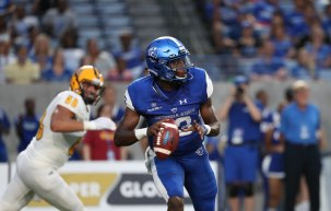 Georgia State football Dan Ellington