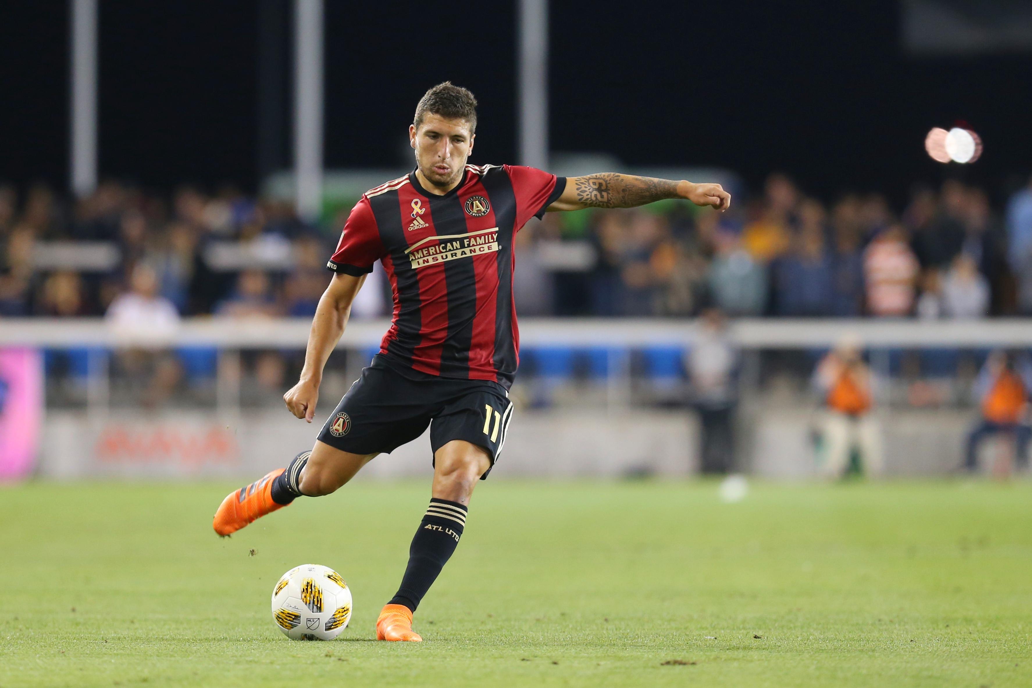 Atlanta United Eric Remedi