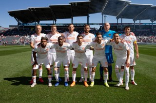 Atlanta United team