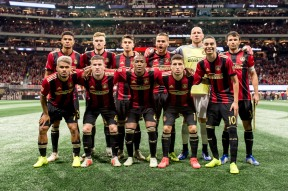 Atlanta United team photo
