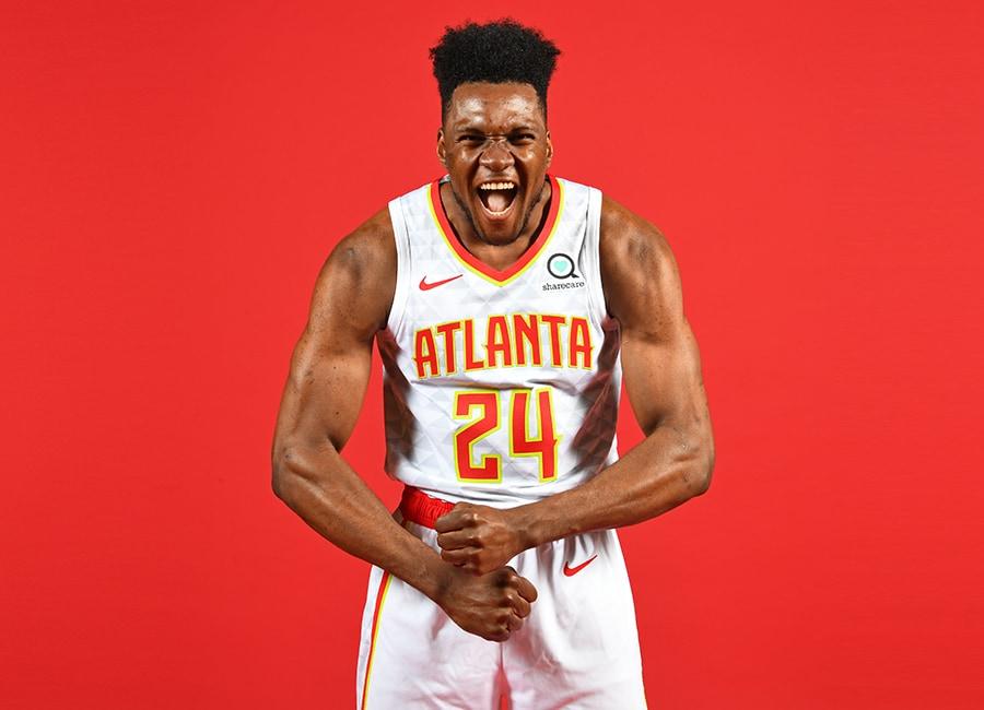 Backdoor Cut: Atlanta Hawks Bruno Fernando Media Day presser (9.30.19)  #sportsinquirer #atlhawks #truetoatlanta #nba #nbamediaday – The Sports  Inquirer